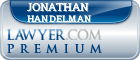 Jonathan Steven Handelman  Lawyer Badge