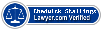 Chadwick Loring Stallings  Lawyer Badge