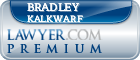 Bradley T. Kalkwarf  Lawyer Badge