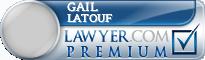 Gail M. Latouf  Lawyer Badge