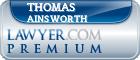 Thomas G. Ainsworth  Lawyer Badge