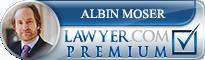 Albin Moser  Lawyer Badge