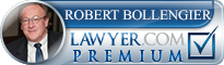 Robert E. Bollengier  Lawyer Badge