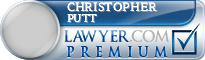 Christopher Robert Putt  Lawyer Badge