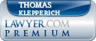 Thomas J. Klepperich  Lawyer Badge