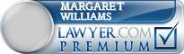 Margaret H Williams  Lawyer Badge