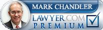 Mark D Chandler  Lawyer Badge