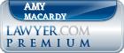 Amy Lynn MacArdy  Lawyer Badge