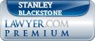 Stanley B Blackstone  Lawyer Badge