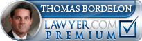 Thomas A. Bordelon  Lawyer Badge