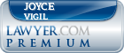 Joyce A. Vigil  Lawyer Badge
