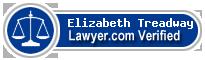 Elizabeth B Treadway  Lawyer Badge