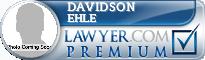 Davidson Stockton Ehle  Lawyer Badge