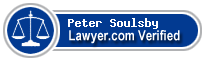 Peter W Soulsby  Lawyer Badge