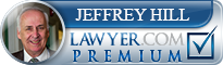 Jeffrey Hill  Lawyer Badge