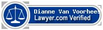 Dianne A. Van Voorhees  Lawyer Badge