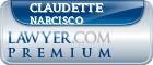 Claudette J. Narcisco  Lawyer Badge