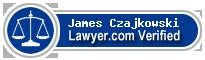 James P. Czajkowski  Lawyer Badge