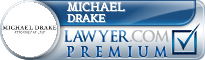 Michael Drake  Lawyer Badge