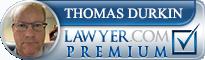 Thomas William Durkin  Lawyer Badge