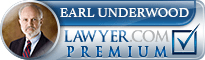 Earl Underwood Lawyer Badge