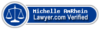 Michelle AmRhein  Lawyer Badge