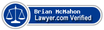 Brian McMahon  Lawyer Badge