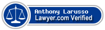 Anthony Larusso  Lawyer Badge