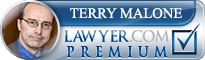 Terry L. Malone  Lawyer Badge