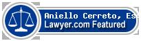 Aniello Cerreto  Lawyer Badge