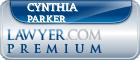 Cynthia Ann Moeller Parker  Lawyer Badge