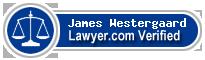 James Reese Westergaard  Lawyer Badge