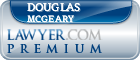 Douglas M Mcgeary  Lawyer Badge