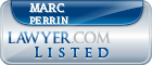 Marc Perrin Lawyer Badge