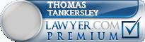 Thomas C Tankersley  Lawyer Badge