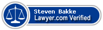 Steven Ray Bakke  Lawyer Badge