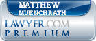 Matthew Paul Muenchrath  Lawyer Badge