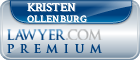 Kristen N. Ollenburg  Lawyer Badge