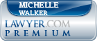 Michelle Walker  Lawyer Badge