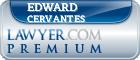 Edward J. Cervantes  Lawyer Badge