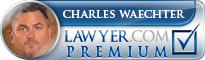 Charles L Waechter  Lawyer Badge