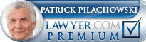 Patrick M Pilachowski  Lawyer Badge