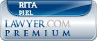 Rita Jennifer Piel  Lawyer Badge
