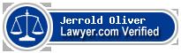 Jerrold B. Oliver  Lawyer Badge