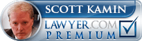 Scott Thomas Kamin  Lawyer Badge