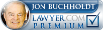 Jon M. Buchholdt  Lawyer Badge