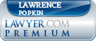 Lawrence J Popkin  Lawyer Badge