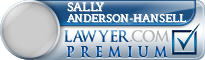 Sally Anderson-Hansell  Lawyer Badge