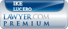 Ike Lucero  Lawyer Badge