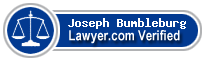 Joseph Theodore Bumbleburg  Lawyer Badge